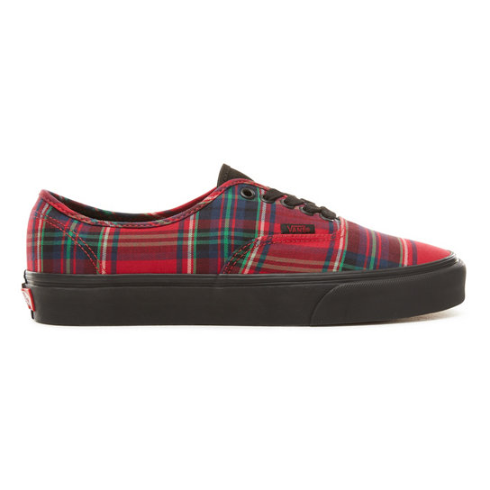 Plaid Mix Authentic Schoen | Vans