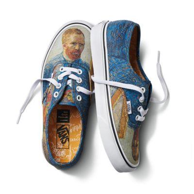 Vans x Van Gogh Museum Authentic Shoes |