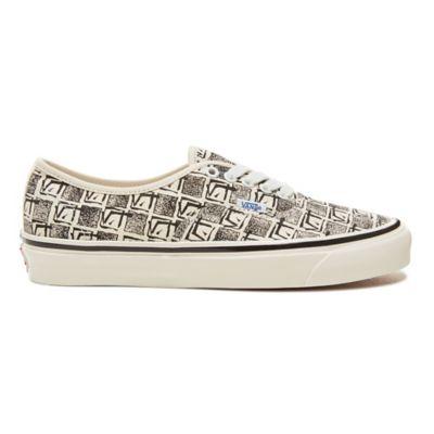 Anaheim Factory Authentic 44 Shoes | White | Vans