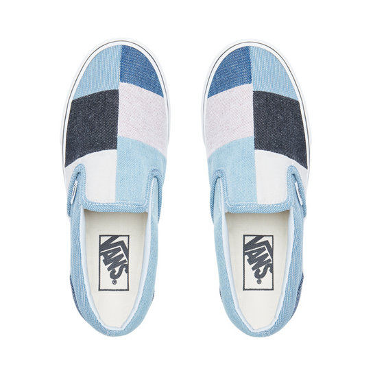 Patchwork Classic Slip-On Shoes | Vans