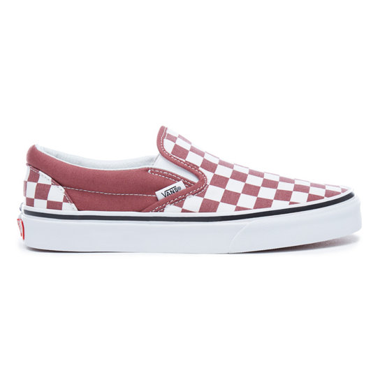Checkerboard Classic Slip-On Schoenen | Vans