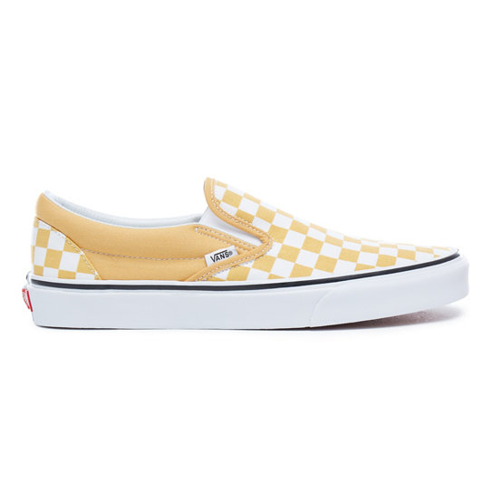 Checkerboard Classic Slip-On Shoes  fe3c92265