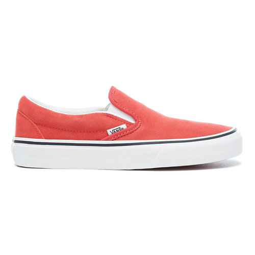 Classic+Slip-On+Velourslederschuhe