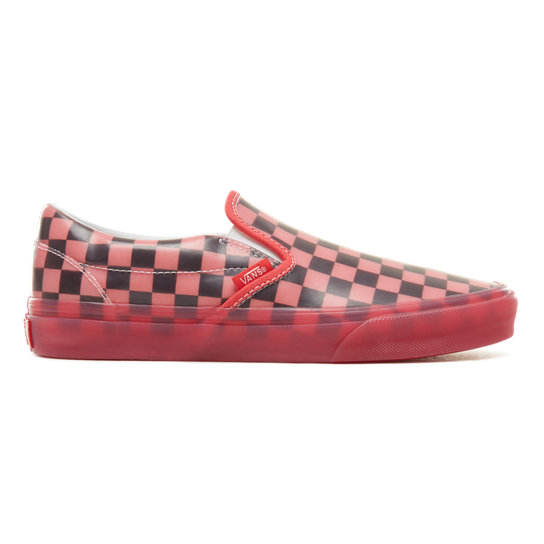 Translucent Rubber Classic Slip-On Shoes | Vans
