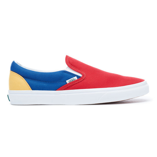 Vans Yacht Club: Vans Yacht Club Classic Slip-On Shoes