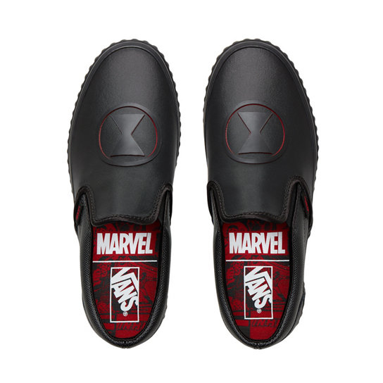 Vans X Marvel Classic Slip-On Shoes | Vans