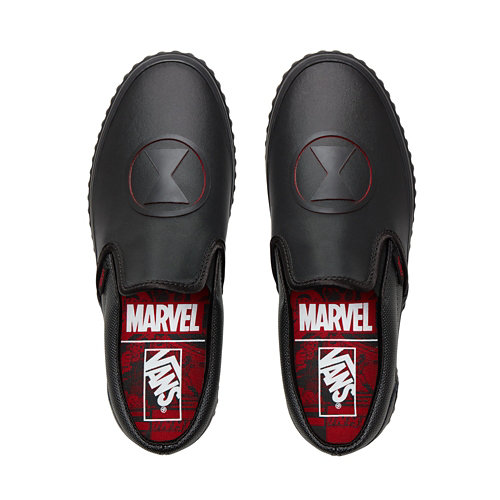 Chaussures+Vans+X+Marvel+Classic+Slip-On