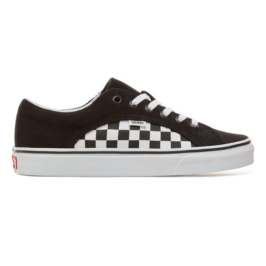 Checkerboard Lampin Shoes | Vans