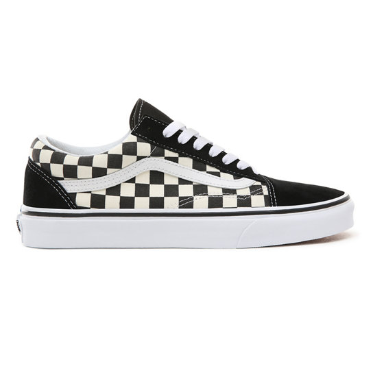 Primary Check Old Skool Shoes | Vans