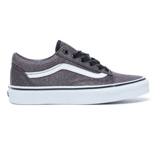 Glitter Old Skool Shoes | Vans