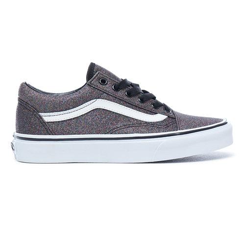 Glitter Old Skool Shoes  54238f873