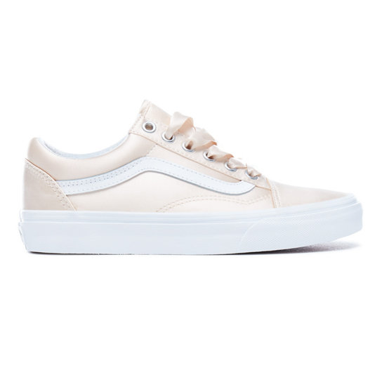 Satin Lux Old Skool Schuhe | Vans
