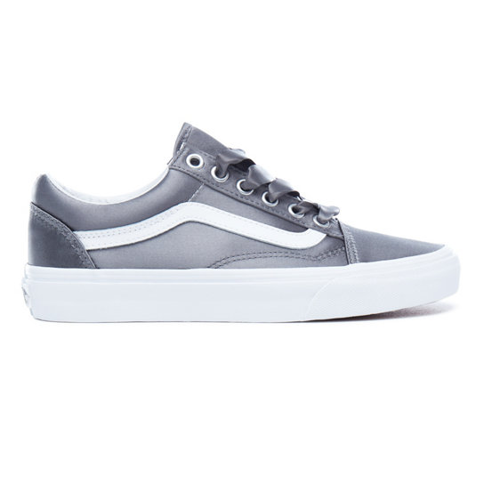Satin Lux Old Skool Shoes  07b2fdefc