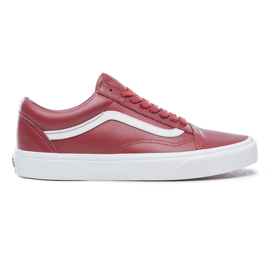 Leather Old Skool Shoes | Vans