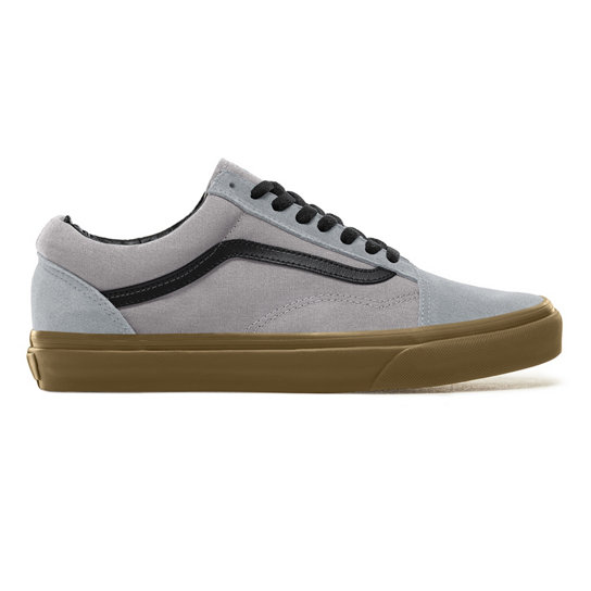 vans old skool wildleder khaki