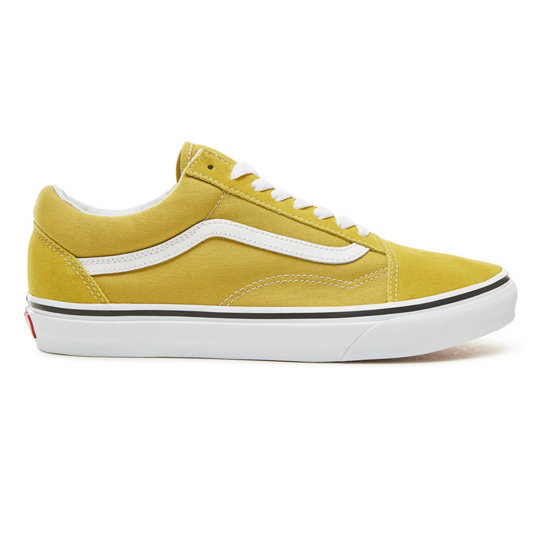 Color Old Theory Chaussures SkoolunisexJaune Vans lF1KJcT3
