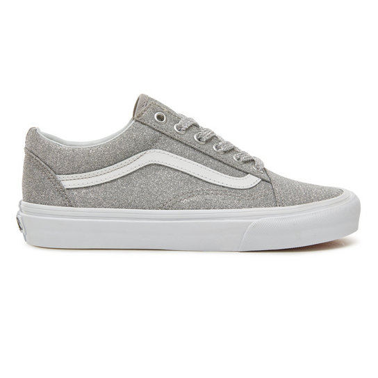 Scarpe Old Skool con glitter in Lurex | Vans