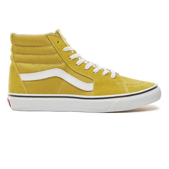 f2d42a67 Zapatillas Color Theory Sk8-Hi (Unisex) | Amarillo | Vans