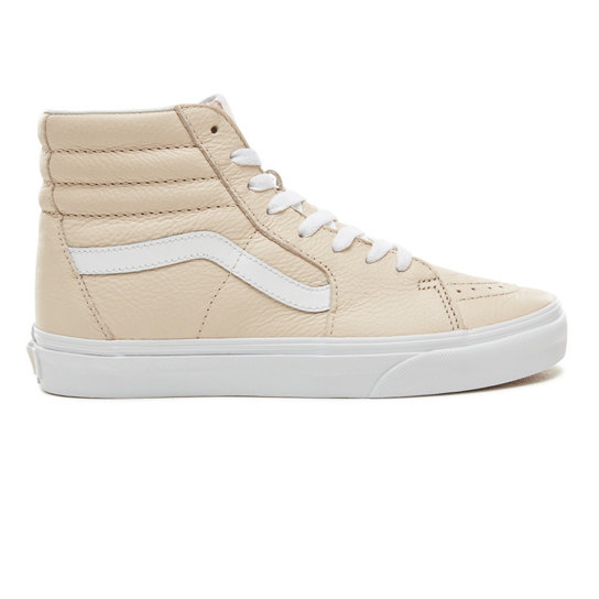 Leather Sk8-Hi Shoes | Vans