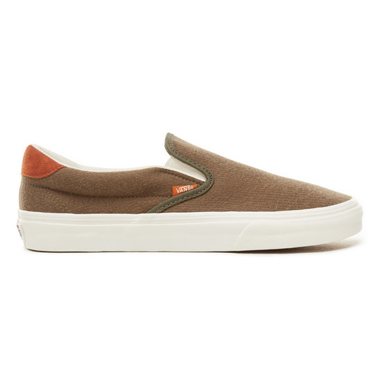 Zapatillas Flannel Slip-On 59 de ante | Vans
