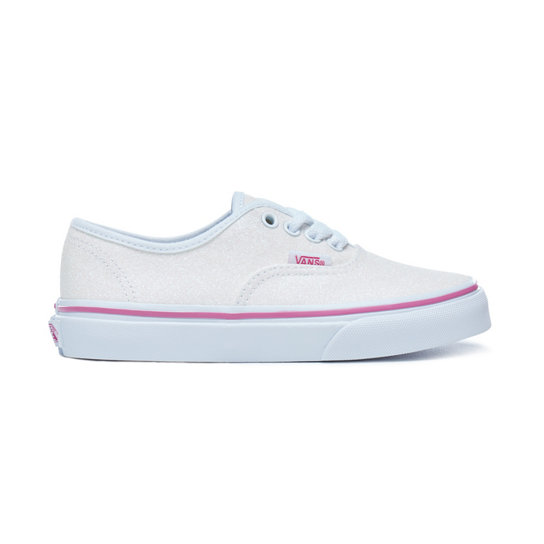Kids Glitter Authentic Shoes | Vans