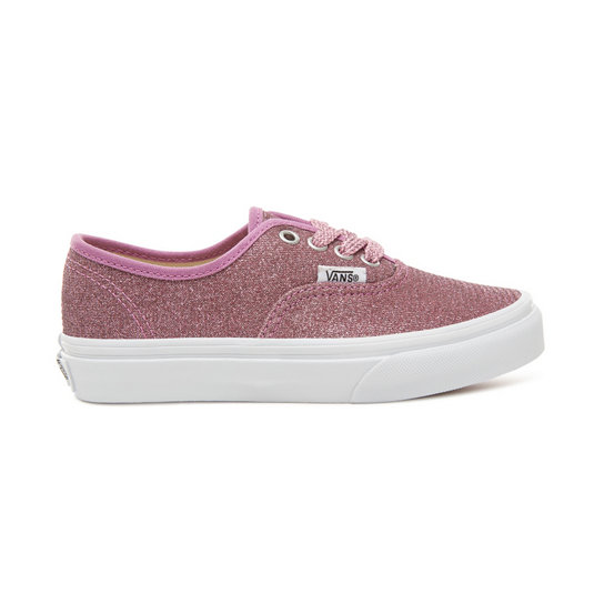 Chaussures Junior Lurex Glitter Authentic (4-8 ans) | Vans