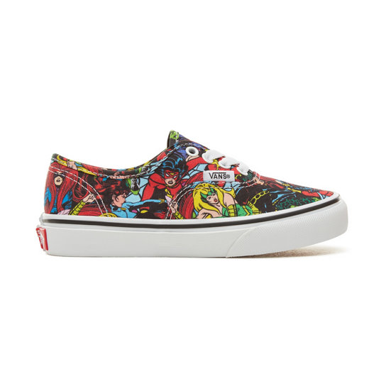 Kinder Vans X Marvel Authentic Schuhe