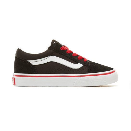 Kids Suede Pop Old Skool Shoes (4-8 years) | Vans
