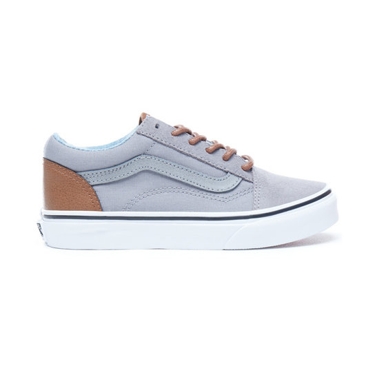 Kinder C&L Old Skool Schuhe | Vans