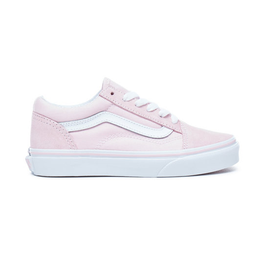 Kinder Old Skool Veloursleder-Schuhe | Vans