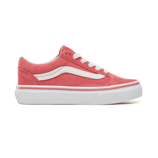 Kids Suede Old Skool Shoes (4-12 years) | Vans