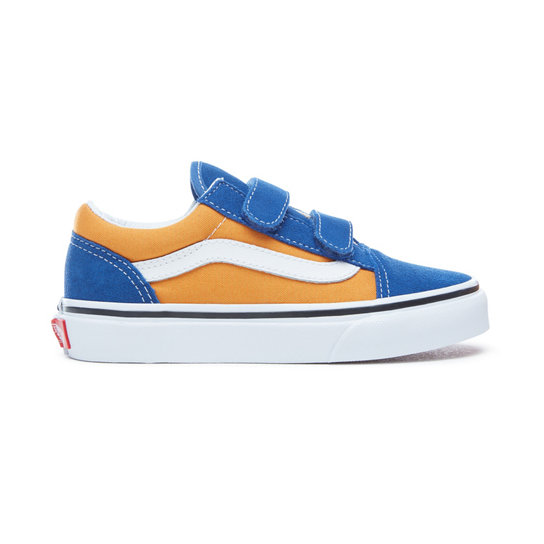 Kids Pop Old Skool V Shoes (4-8 years) | Vans