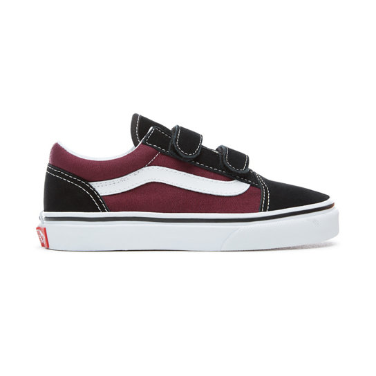 Chaussures Junior Pop Old Skool V (4-8 ans) | Vans