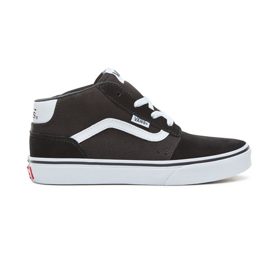 Kids Suede Chapman Mid Shoes | Vans