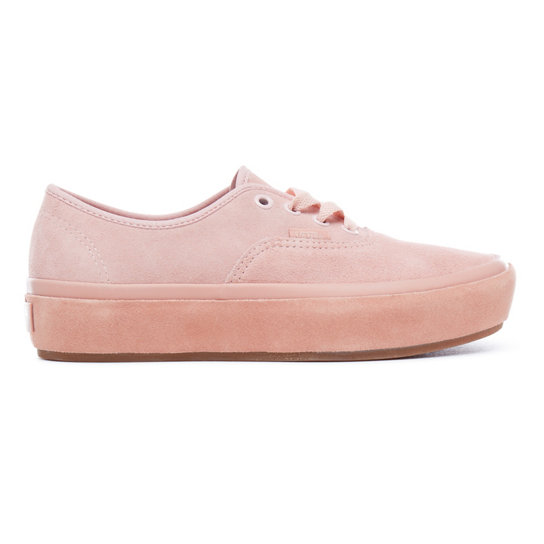 Outsole Authentic 2.0 Veloursleder-Plateauschuhe | Vans