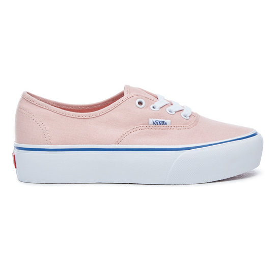 Canvas Authentic Platform 2.0 Schoenen | Vans