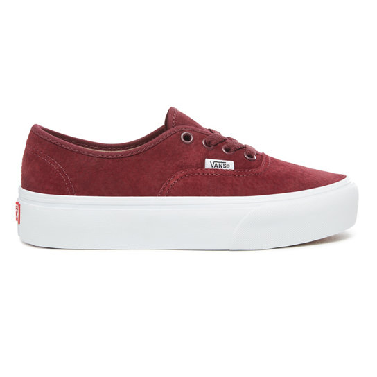 Chaussures en daim Authentic Platform 2.0 | Vans