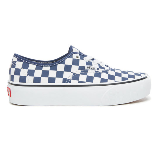 Checkerboard Authentic Platform 2.0 Shoes  4d26f2a49