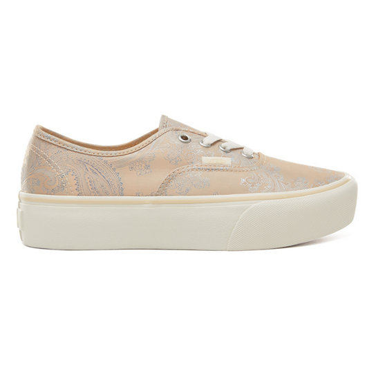 Satin Paisley Authentic Platform 2.0 Shoes | Vans