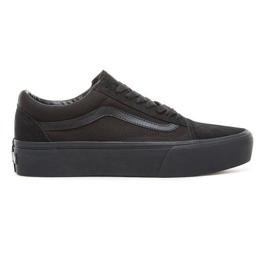 vans platform shoes uk