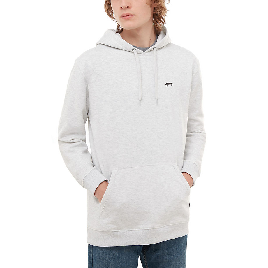 705b1fefbf VANS Skate Pullover Hoodie (ash Heather) Men Grey