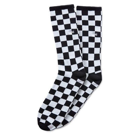 Checkerboard II Crew Socks (1 Pair Pk) | Vans