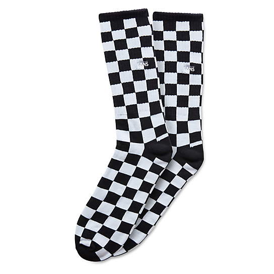 Checkerboard+II+Crew+Socks+%281+Pair+Pk%29