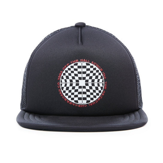 Kids Vans Logo Trucker Hat (8-14+ years) | Vans