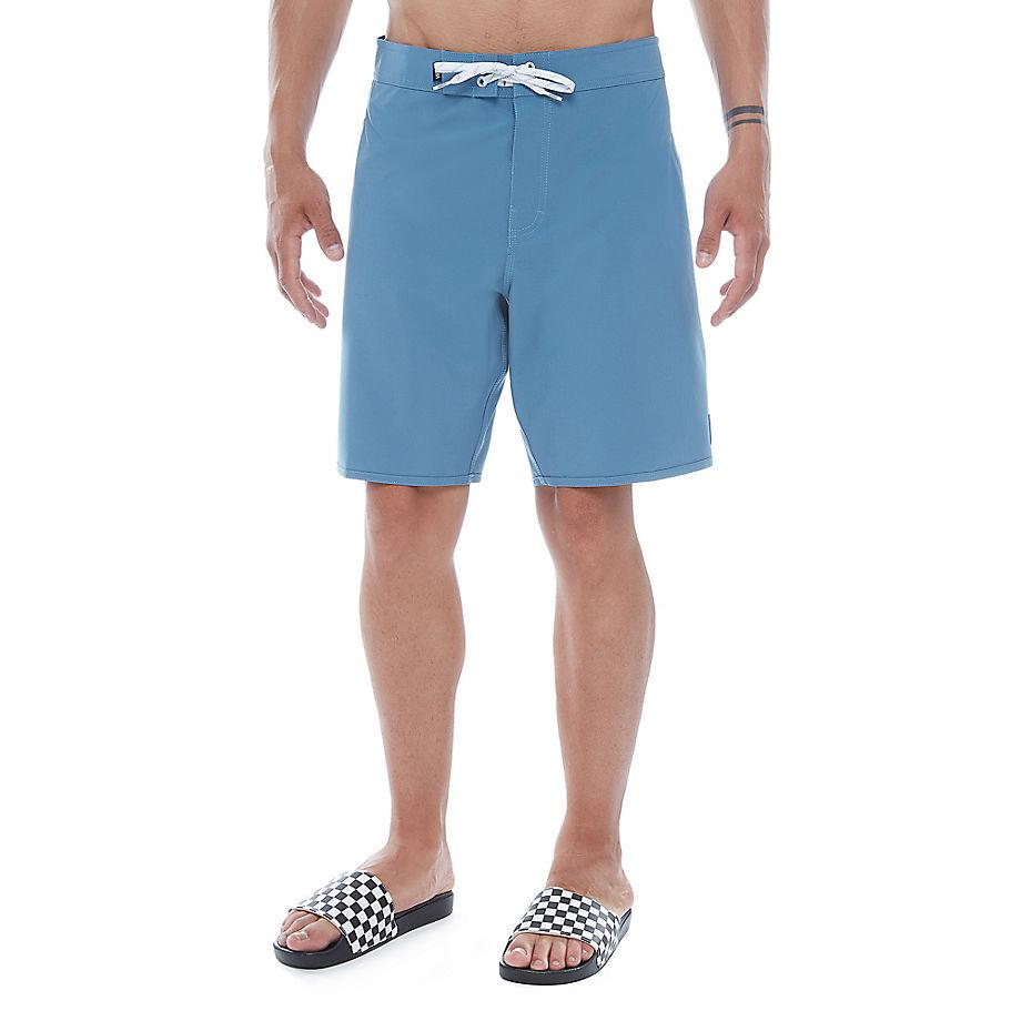 VANS Short De Bain Sidestripe (copen Blue) Homme Bleu, Taille 29