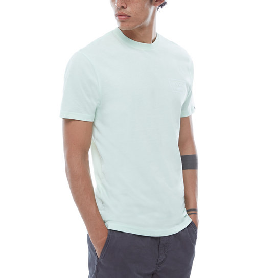 Full Patch Back T-shirt met korte mouwen | Vans