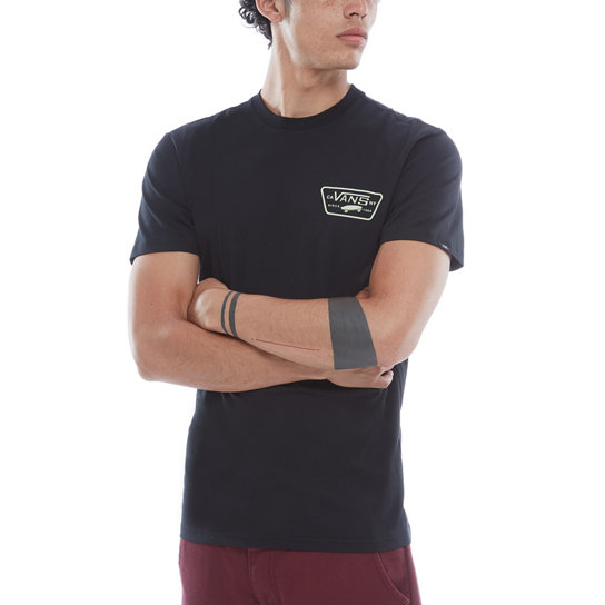 Full Patch Back Short Sleeve T-Shirt | Vans