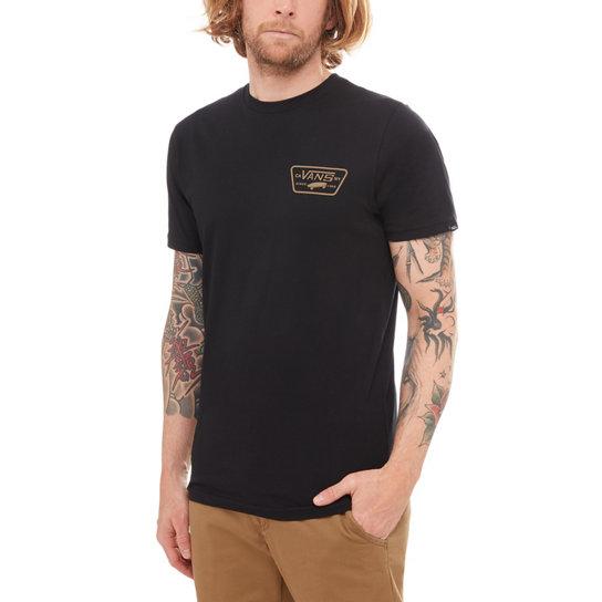Full Patch Back Short Sleeve T-Shirt | Vans