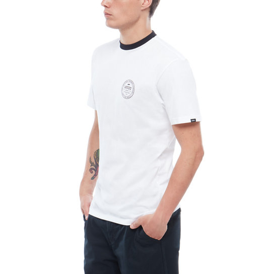 T-shirt Established 66 Ringer | Vans