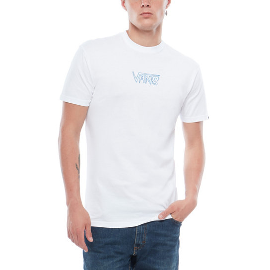 Sketch Tape Short Sleeve T-Shirt | Vans